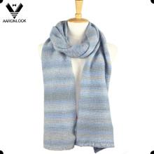 2016 Мода зимние трикотажные цвета Постепенное изменение шарф
