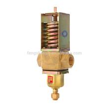 Válvulas de pressão controlada de água