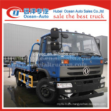 dongfeng 4x2 swing arm waste collection truck