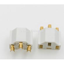 IS-0129 DOUILLE INSERT IEC 60320 C13 C14 C15 C17