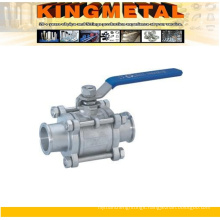 3PC Ready Package Ball Valve