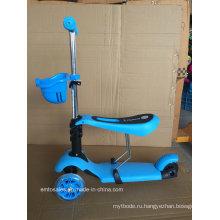 3-колесный детский Mirco Scooter с регулируемым сиденьем (et-mc001)