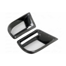 Carbon Fiber Fog Light Cover For Car