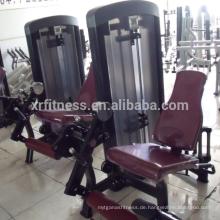 Kommerzielle Leg Raise Fitnessgeräte Sitzende Beinstreckmaschine