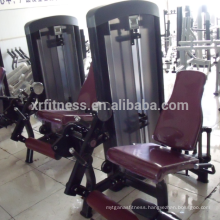 commercial leg raise gym equipment Seated leg stretching machine