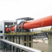 Planta de fabricación de apuntalamiento de cerámica de fracturamiento hidráulico del aceite
