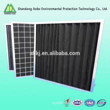 Air Handling Systems Industrial Smoke Activated Carbon Filter