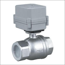1.5 Inches Stainless Steel304 Electric Actuator Control Ball Valve