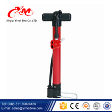 Yimei brand or OEM bike tire pump/best price and quality air pump for bike/mini small air pump for ball and bicycle