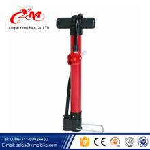 Оптовая высокое качество портативный велосипед воздушный насос/купить насос цикл онлайн в yimei фабрика/велосипед аксессуар шинах ручной насосы