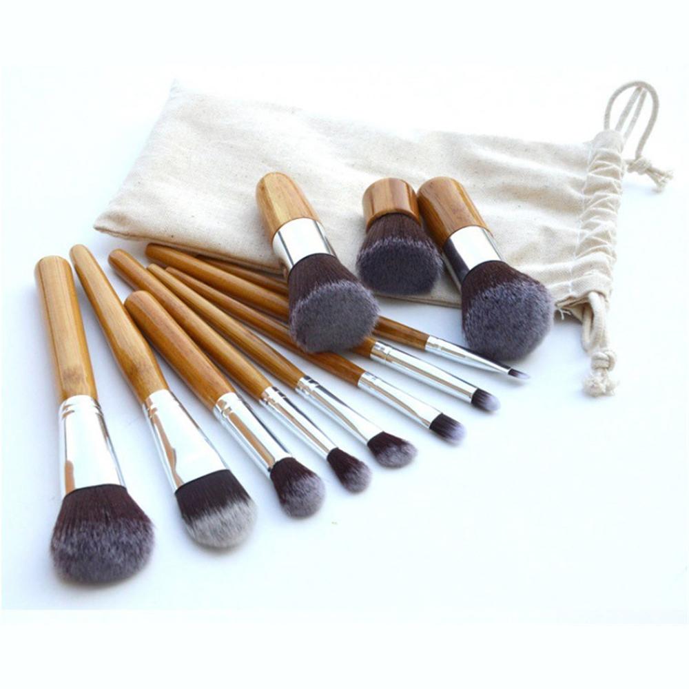 Vegan Makeup Brushes Set