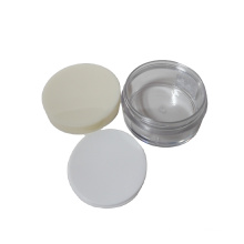 cosmetic empty packaging 200 ml pet plastic hair care refill jar