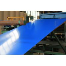 PPGI / Folha de aço galvanizada revestida a cores em bobina