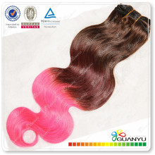 6A human hair extensions,cheap unprocessed wholesale brazilian virgin pink braiding hair