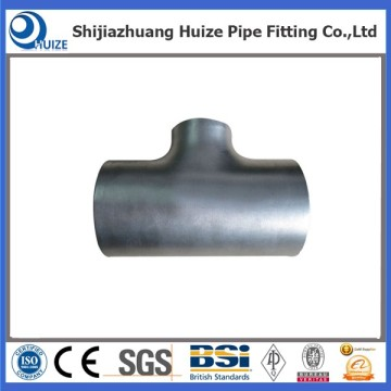 Stainless Steel Welded Reducing Tee
