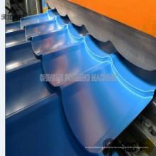 Maquinaria para la fabricación de láminas de color