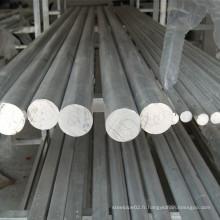 S45c, SAE1045, 45 #, ASTM1045, AISI1045 Barre ronde en acier au carbone