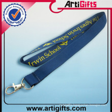 Promotional custom souvenir 2014 unique custom logo lanyard