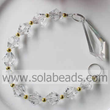 Top Quality 270MM Length Acrylic Pendant