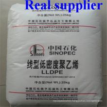 Sinopec Film Gade Plastic PE Granules PP HDPE LDPE Virgin Resin