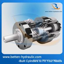 Fabricants de cylindre à actionneur rotatif hydraulique 160 Bar