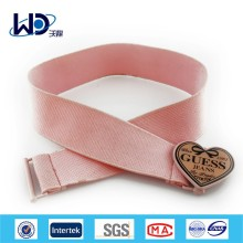 2014 Fashion girls sketch fabric belts