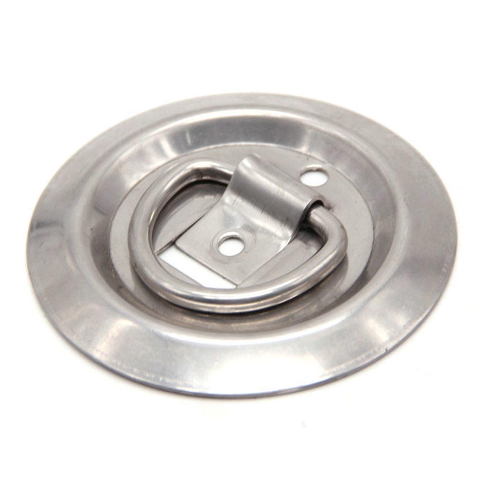 d ring tie down stainless steel