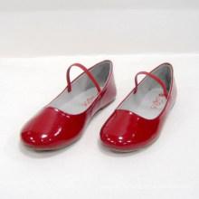 Kinder rote kausale Art und Weise heiße Verkaufsballettschuhe tanzen Schuhe