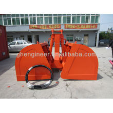 Hydraulic Clamshell Grab for Excavator Grab Hydraulic Grab power unit lifting corns
