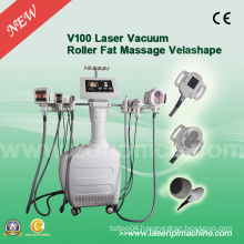 V100 Cavitation Cryo Slimming Machine RF Bio Vacuum Theory for Salon