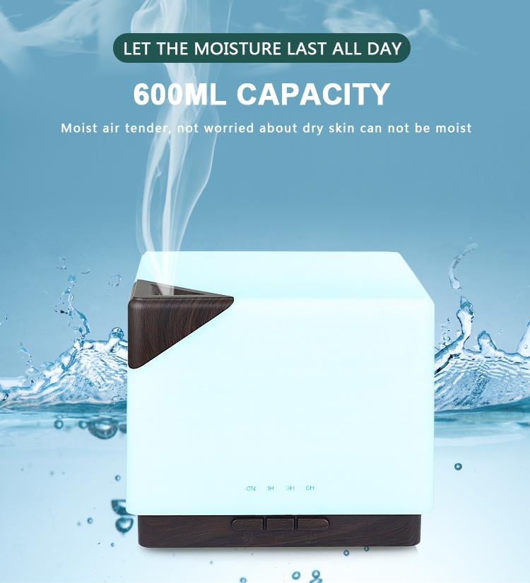 essential oil mist diffuser