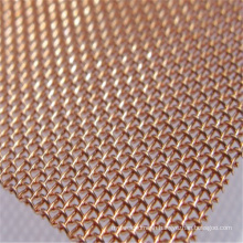 Anping plain twill weave 60 80 100 200 mesh pure copper screen mesh emf shielding mesh