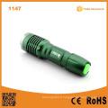 1147 5W 220lumen R2 LED Bulb Telescopic Mini Torch