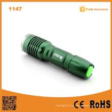 1147 5W 220lumen R2 LED Bombilla Telescópica Mini Antorcha