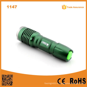 1147 5W 220lumen R2 Светодиодные лампы Телескопический мини-фонарик