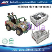 cute plastic injection children car mould tooling