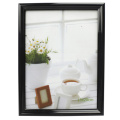 Popular Black Small Profile 8x10inch Pvc Frame