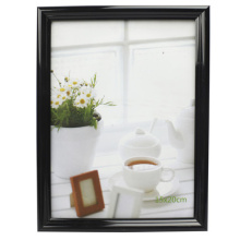 Perfil pequeno preto popular 8x10inch do Pvc Frame