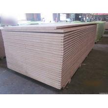 Venda quente barato 18 mm de madeira compensada comercial