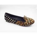 Neue Stil Frauen Kleid flache Schuhe (HCY03-127)