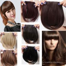Hot selling hair fringe 100% human hair