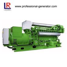 AC Drei-Phasen-125kVA 100kw Gas-Generatoren