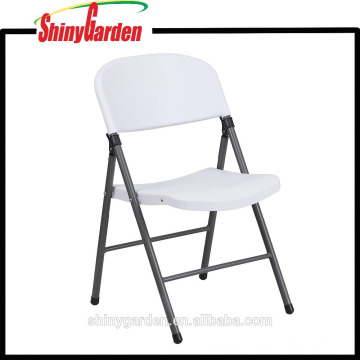 White Plastic Foldable Chair For Party and Wedding