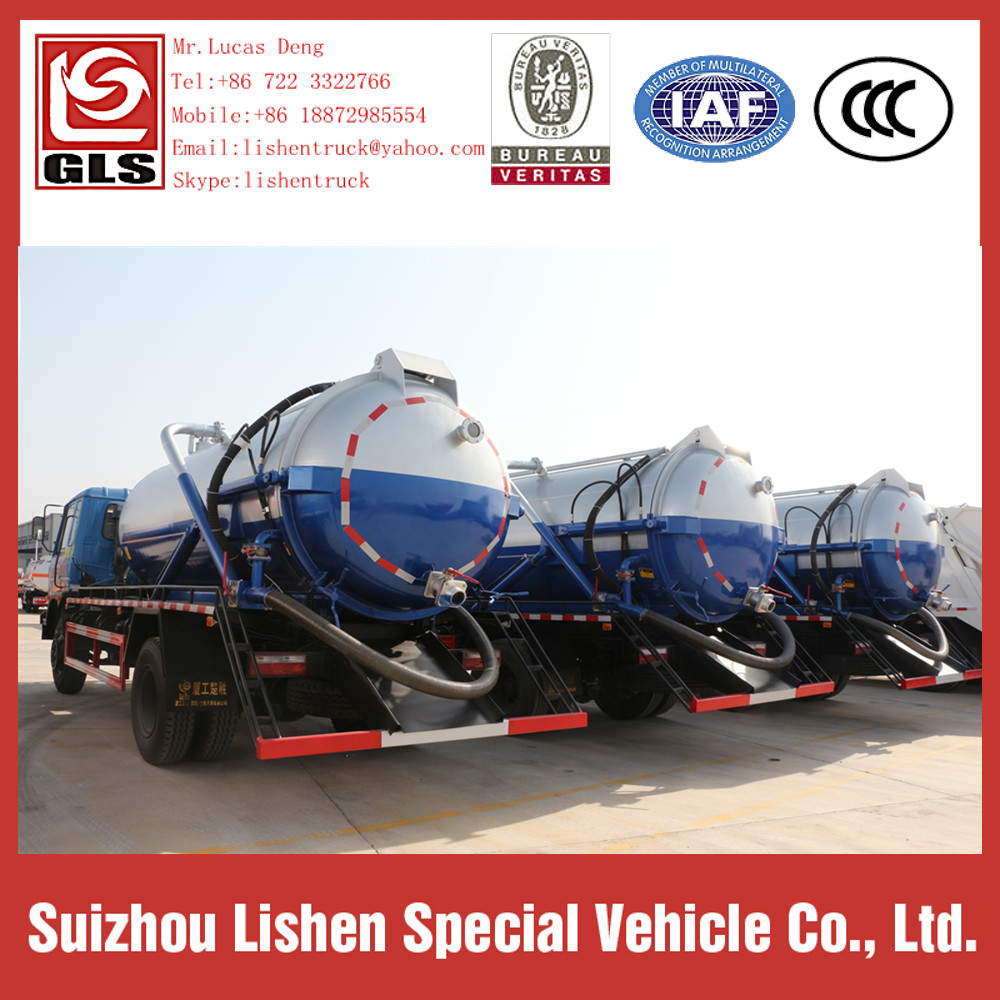 Dongfeng Suction Truck