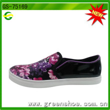 New Arrival Hot Selling Lady Loafers From China Factory (GS-75169)