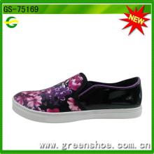 Chegada nova venda quente Senhora Loafers da China Factory (GS-75169)