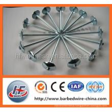umbrella head roofing nail making machine supplier