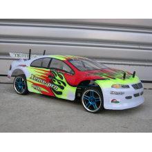Electric Power Racing 1/10 en el coche de carretera