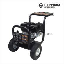 Lavadora de alta pressão de água fria industrial gasolina motor (LT-8,7/15E)