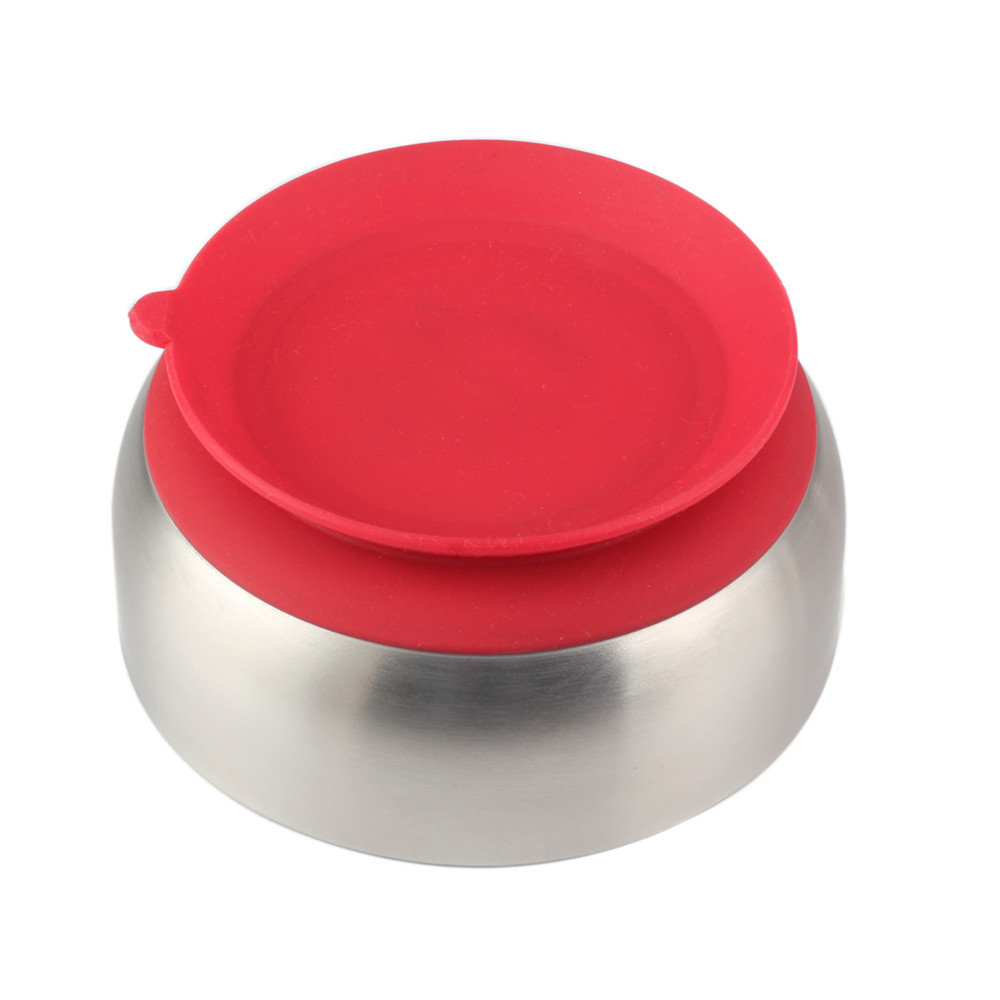 children bowl with silicone bottom